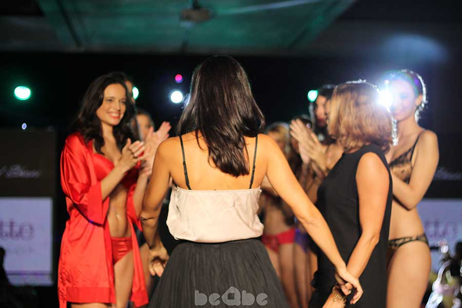desfile de E-lakokette en la Mercedes Sevilla Fashion Weekend