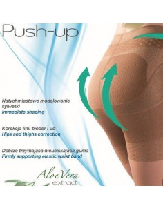 Panty Medica push-up 40 den