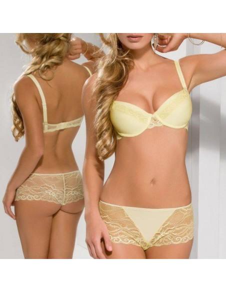 Braga tipo culotte con encaje Honey