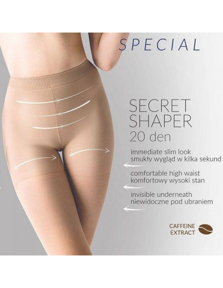 Panties moldeadores Secret Shaper