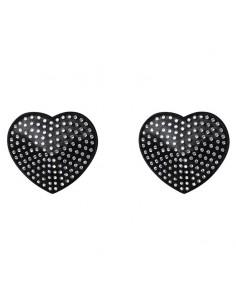 Pezoneras en forma de corazones Obsessive A750