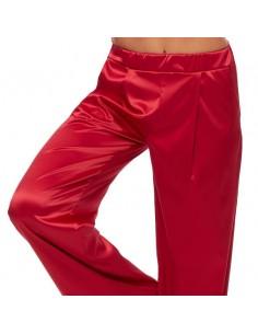 Pantalón largo Satin