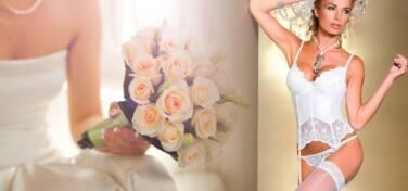 especial lencería para novias