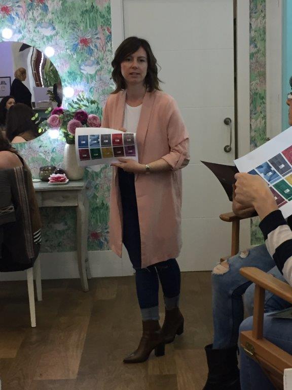 taller de lenceria maquillaje asesoria de imagen en Gijon Yohana2