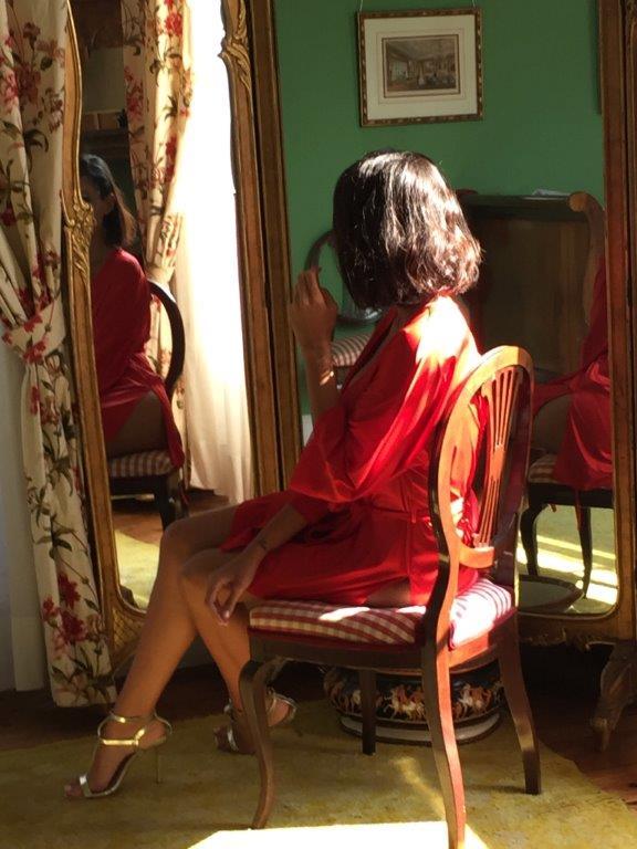 sesion de fotos en lenceria con Noelia Lopez7