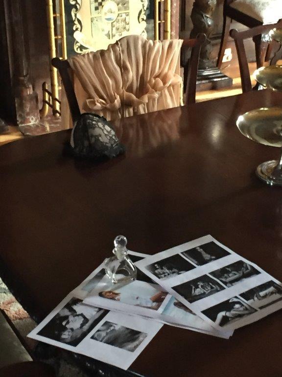 sesion de fotos en lenceria con Noelia Lopez4