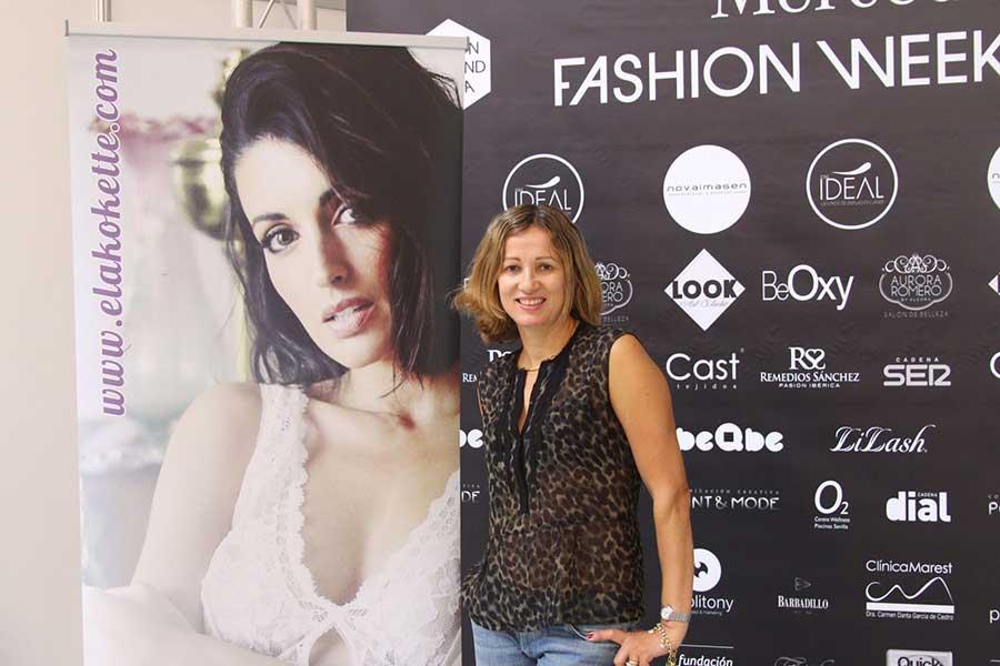 desfile de E-lakokette en la Mercedes Sevilla Fashion Weekend Elzbieta