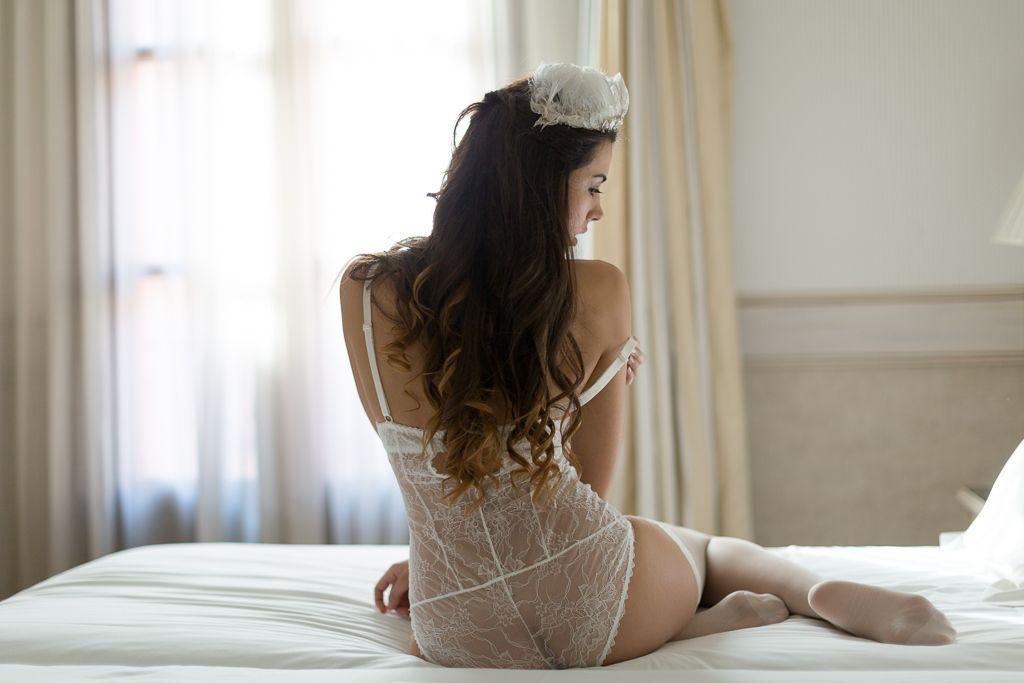 escoger tu lencería de novia
