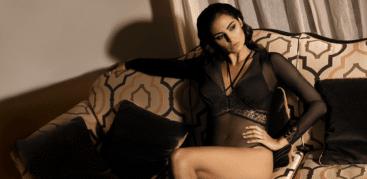 tendencias en lenceria para el otono invierno body de encaje Lidia