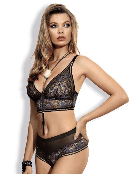 Quiénes son E-lakokette lencería fina más elegante y sexy online