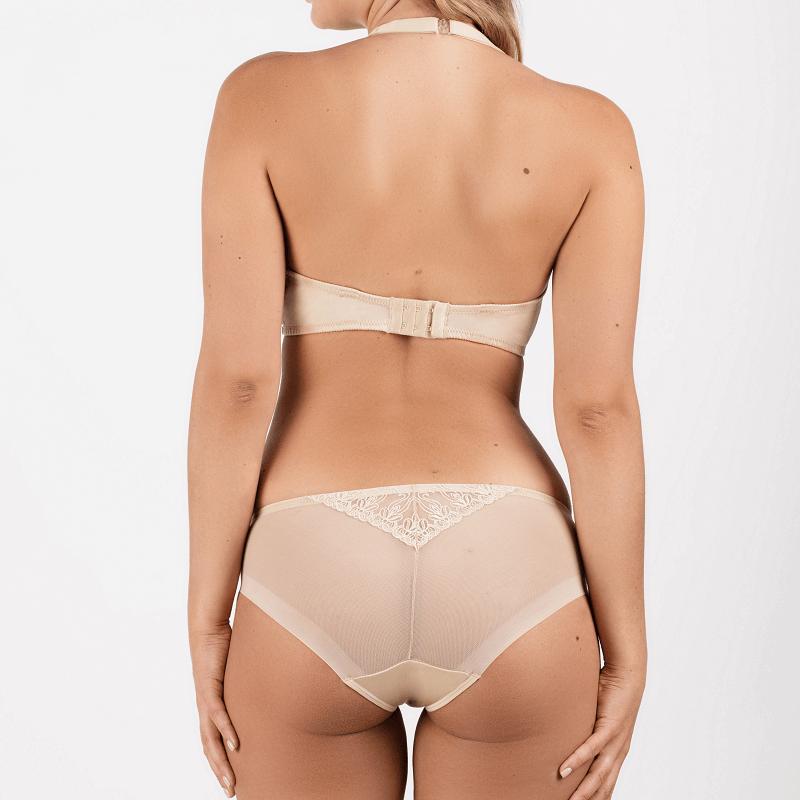 lencería femenina en tonos nude E-lakokette
